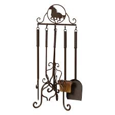 western fireplace screens u0026 rustic metal art furniture from lone