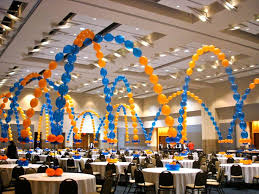 best 25 banquet decorations ideas on graduation table