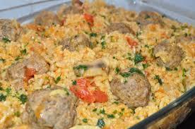 recette de cuisine viande riz à la sauce tomate et viande hachée les recettes de la