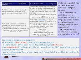nationalit fran aise mariage nationalité citoyenneté française et citoyenneté européenne