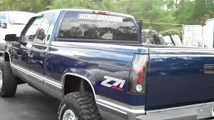 Chevy Silverado Work Truck 4x4 - 1998 chevy silverado 1500 4x4 youtube