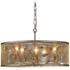 five light pendant minka lavery s 5 light nanti chagne silver pendant