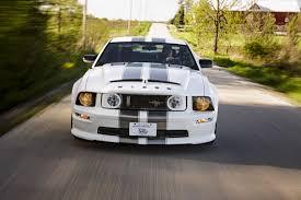 2008 Mustang Black 2008 Ford Mustang Black Widow Pro Touring Super Street Car Usa 18