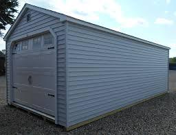Pine Creek 12x24 Dutch Garage by Garage Design Promptness 12x24 Garage 12 24 Garage Garage