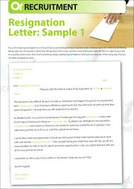 make your resignation letter polite even when you u0027re not feeling it