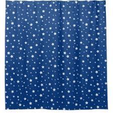 sky stars shower curtains zazzle