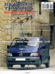 manual taller mercedes vito y clase v 2 3 pdf