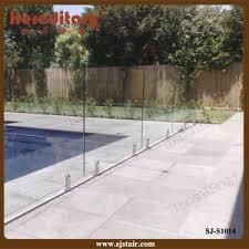 Frameless Glass Handrail China Glass Handrail Swimming Pool Handrail And Frameless Glass