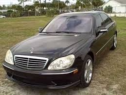 mercedes s500 2003 2003 mercedes s500 loaded near gainesville fl call francis 352