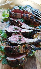 Rack Of Lamb On Grill by 10 Best Ideas About Cooking Rack Of Lamb On Pinterest Rack Of