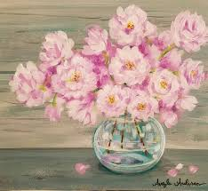 Acrylic Flower Vases 185 Best Free Acrylic Painting Tutorial Videos By Angela Anderson