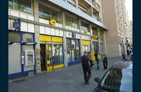 la poste bureaux economie villeurbanne le bureau de poste des charpennes fermé