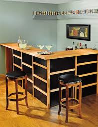 black built ins club bar design from the book black u0026 decker the complete guide to