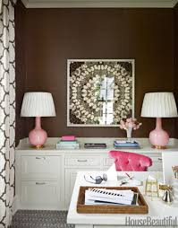 Home Office Decor 60 Best Home Office Decorating Ideas Design Photos Of Home