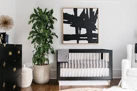 The Best Interior Design Trends For 2017 The Best Nursery Inspiration For A Stylish Gender Neutral Bedroom