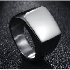 rings for men in pakistan men silver signet ring