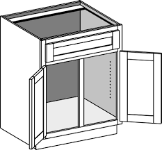 Single Drawer Cabinet Base Cabinets Cabinet Joint