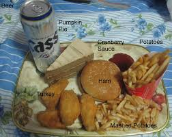 i live in korea thanksgiving dinner in korea