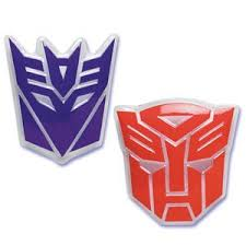 optimus prime cake topper transformers birthday cake toppers cupcake rings party favors