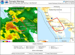 Map Venice Florida by Tornado Warning Including Englewood Fl South Venice Fl