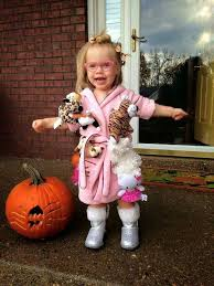 Homemade Cabbage Patch Kid Halloween Costume 10 Minute Halloween Costumes Kids Halloween