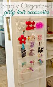 hair accessories organizer stylish ways to organize your hair accessories