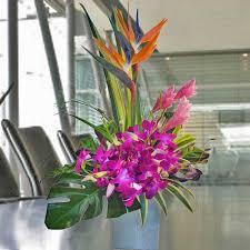 Orchid Flower Arrangements Fresh Flower Arrangements Singapore
