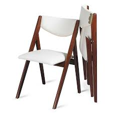 oooh look at this modern take on a folding dining chair a frame