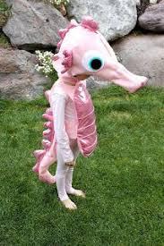 Seahorse Halloween Costume Homemade Seahorse Halloween Costume Raegan