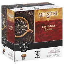 Blend K Cups Millstone Breakfast Blend K Cups