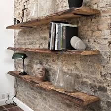 Wooden Wall Shelves Design by Best 25 Wooden Wall Shelves Ideas On Pinterest Wood Wall Wood