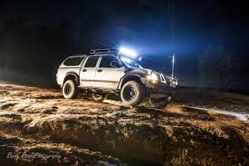 Led Light Bar Australia by Driving At Night Off Road