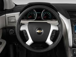 image 2012 chevrolet traverse fwd 4 door ltz steering wheel size