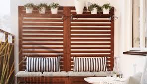balkon sichtschutz ikea auflagenbox gartentruhen günstig kaufen ikea