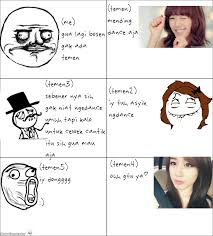 Meme Comics Indonesia - ragegenerator rage comic meme kpop indonesia