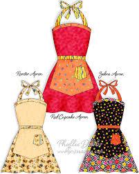 apron pattern phyllis dobbs