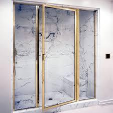 Frame Shower Door Schicker Luxury Shower Doors Shower Glass Installation