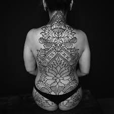 gorgeous ornamental ink by ellemental tattoos scene360