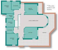Roman Villa Floor Plans by The Villa U2014 Casa Anna