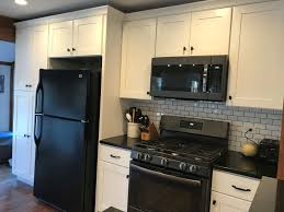 images of white kitchen cabinets with black appliances classic black white kitchen am kitchen bath