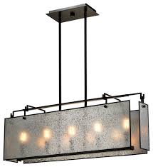 modern elk lighting lindhurst 5 light island transitional