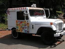 old truck jeep pimp my ice cream truck