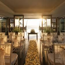file the legian bali weddings the beach house sunset white wedding
