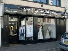 wedding shop the one stop wedding shop