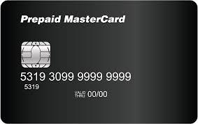 mastercard prepaid card payguard