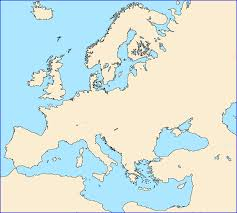 Map Of Mediterranean Europe by Blank Map Directory All Of Europe 2 Alternatehistory Com Wiki