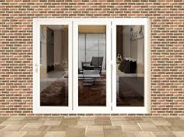 Upvc Patio Doors Uk Upvc Bifolding Door Set And Windows Flying Doors