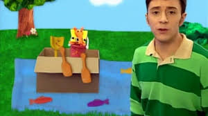blue u0027s clues s04e03 the anything box video dailymotion