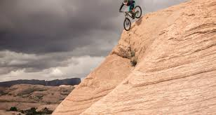 Arches National Park Map Mountain Biking In Arches National Park Utah Com