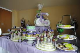 green baby shower decorations modern concept purple and green baby shower decorations green
